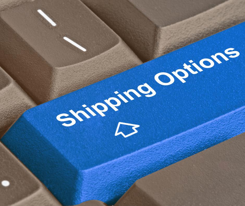 shipping option